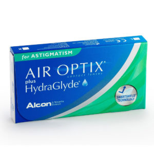AIR OPTIX® plus HydraGlyde®