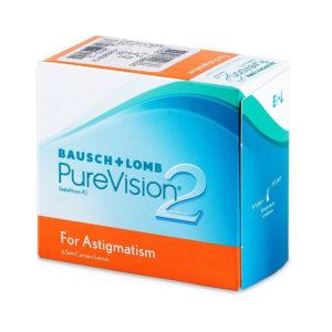 Pure Vision 2 Astigmatism