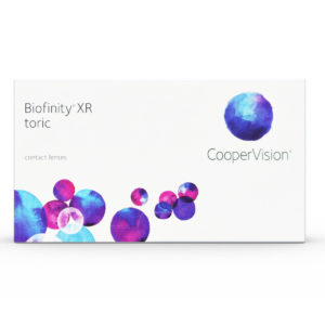 Cooper Vision Biofinity Toric XR