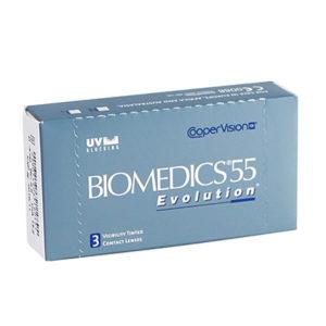 Biomedics 55 Evolution UV